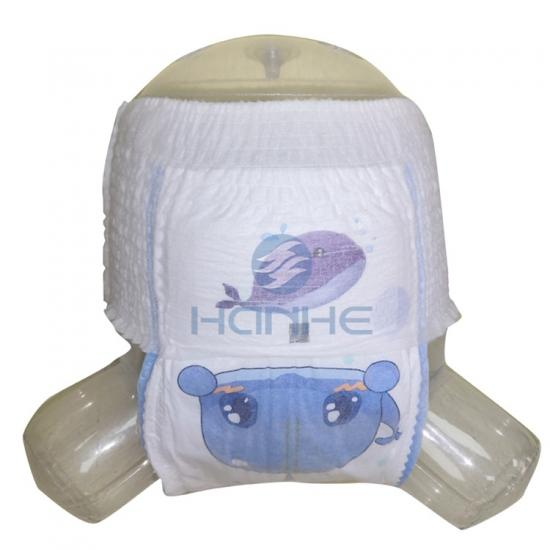 soft disposable baby diapers